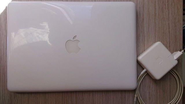macbook white 2010 - 8GB - SSD 120GB - Carregador Original