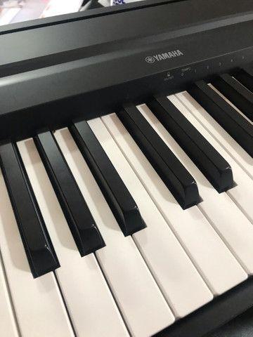 Piano Digital Yamaha P45  - Foto 2