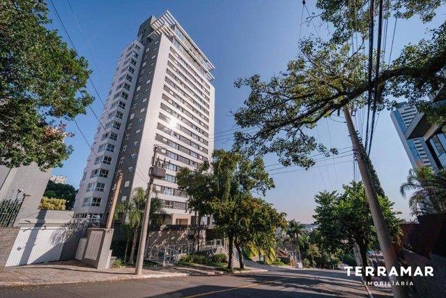 Apartamento com 3 dormitórios para alugar, 115 m² por R$ 5.000,00/mês - Centro - Novo Hamb