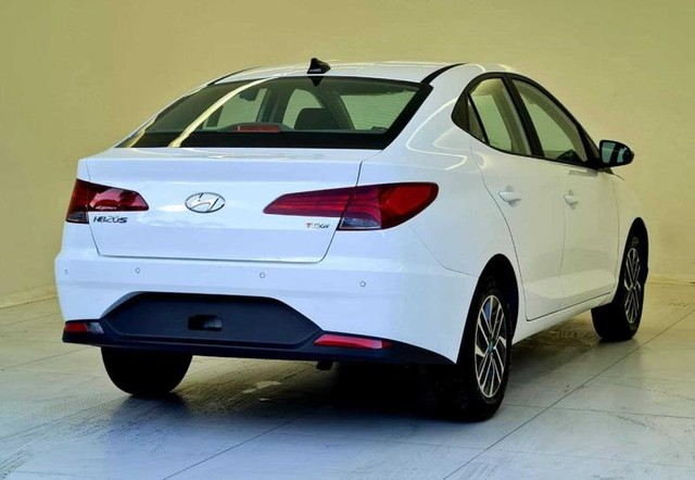 Hyundai HB20s 1.0 Tgdi Flex Evolution Automático - Foto 6