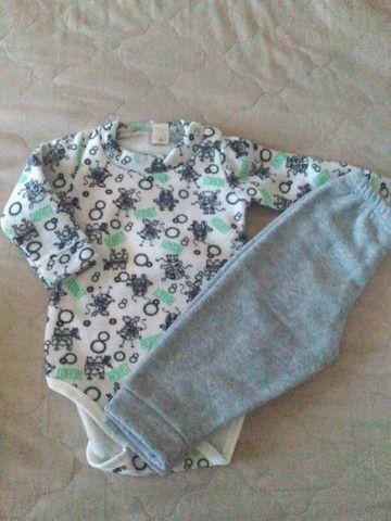 Lotinho bebê menino - Foto 2
