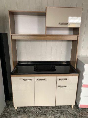 Cozinha com tampo - entregamos  - Foto 2