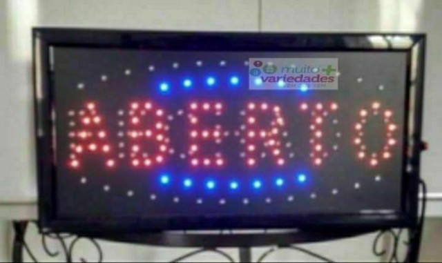 Placa de led letreiro  - Foto 4