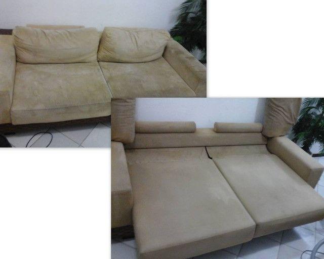 Lavação e higienização de sofás e colchões - Foto 4