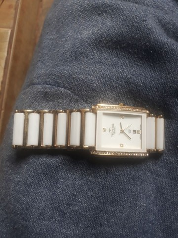 relógio semi novo modelo technos safira - Foto 2