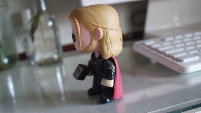Funko Pop - Thor: o mundo sombrio (sem caixa) - Foto 5