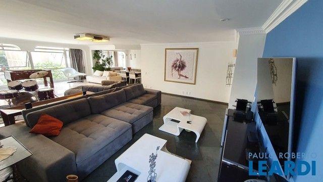 Apartamento à venda com 4 dormitórios em Jardim américa, São paulo cod:650346 - Foto 3