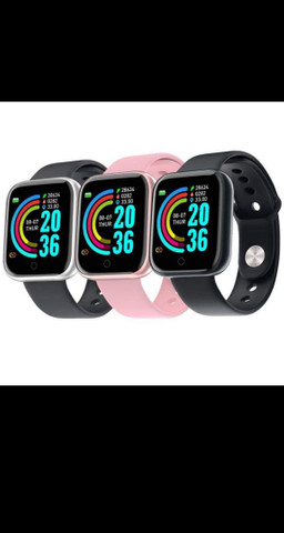 Vende-se relógio inteligente smartwatch d20 - Foto 2