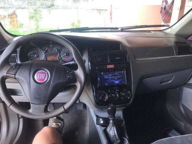 Fiat Linea 2009 1.9 16v Manual  - Foto 4