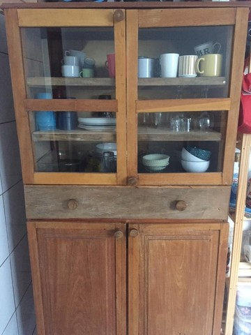 Armario de madeira Rustico