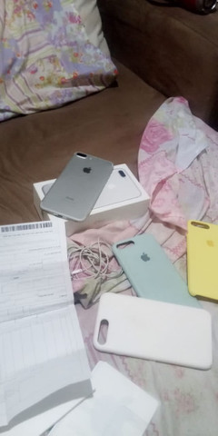 iPhone 7 Plus troco em moto boa