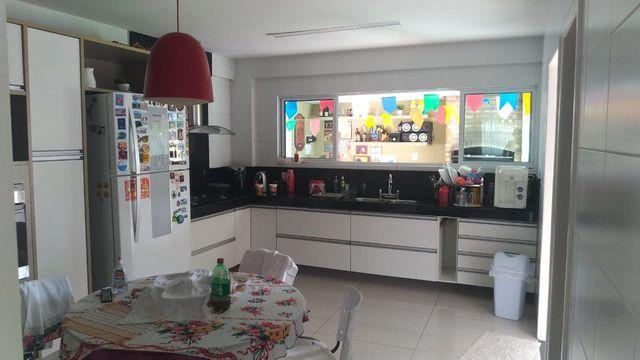 Casa à venda em Condomínio no Cabo Branco, 5 suítes+lazer completo - Foto 15