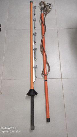 Aterramento trifásico com bastão  34.5 KV - Foto 6