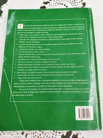 Livro Biologia Celular e Molecular - Junqueira e Carneiro - Foto 6