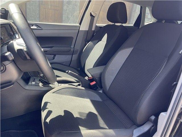 Volkswagen Polo 2020 1.0 200 tsi comfortline automático - Foto 14