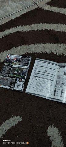 Capa e encarte ORIGINAL FIFA 07 Xbox - Foto 2