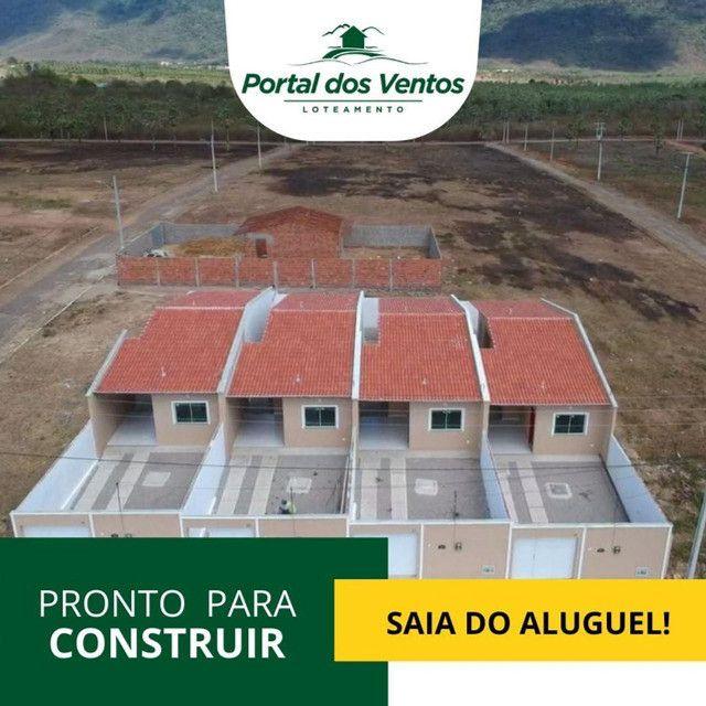 Lotes Em Pacatuba Com Vista Para Serra !! Entrada Promocional!! - Foto 5