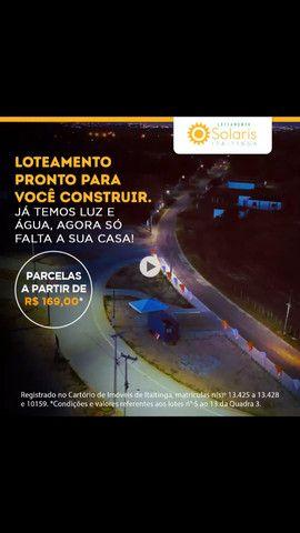 Loteamento Solaris em Itaitinga #