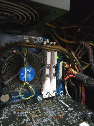 PLACA MÃE POS PIB150DT - LGA 1151 - 6 e 7 geração- 4 slots DDR4