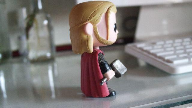 Funko Pop - Thor: o mundo sombrio (sem caixa) - Foto 4