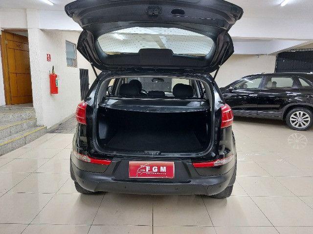 Kia Sportage 2.0 Lx 4x2 16v Flex 4p Automático 2014 - Foto 12