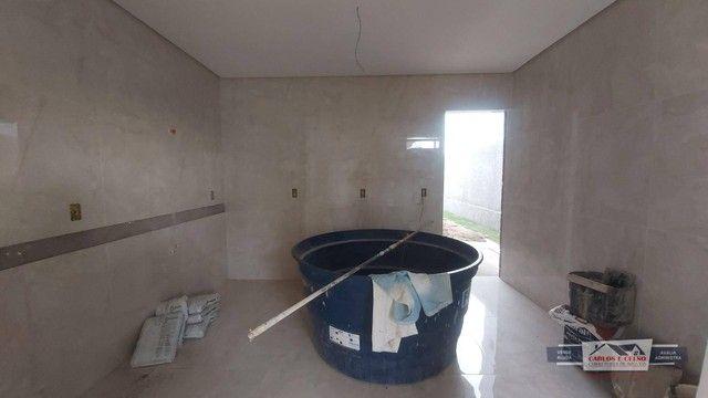Casa com 3 dormitórios à venda, 185 m² por R$ 450.000,00 - Salgadinho - Patos/PB - Foto 7