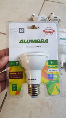 Vendo 21 lâmpadas de Led PAR20 - Foto 5