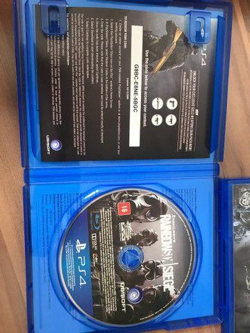 Jogos Ps4 ( vendo separado)(troco pelo PES2021) - Foto 2