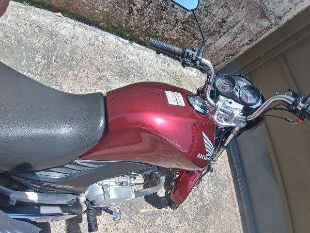 Moto Honda CG 150 Titan Ex - Foto 10