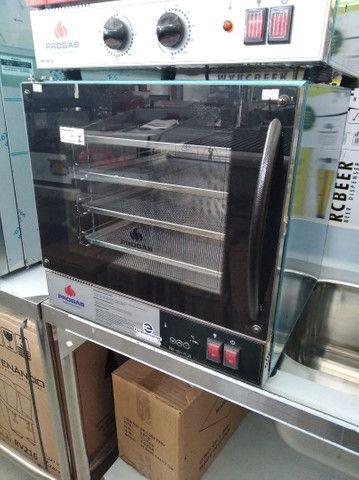 Forno fast oven plus 4 bandeja (pronta entrega) Lucas