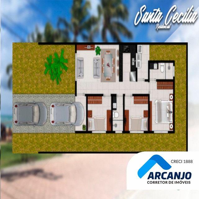 Santa Cecilia Residence ! Sua casa pronta em 6 meses, 165 mil. - Foto 8