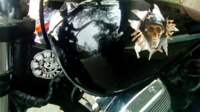 Vendo Fym-250cc Customizada - Foto 9