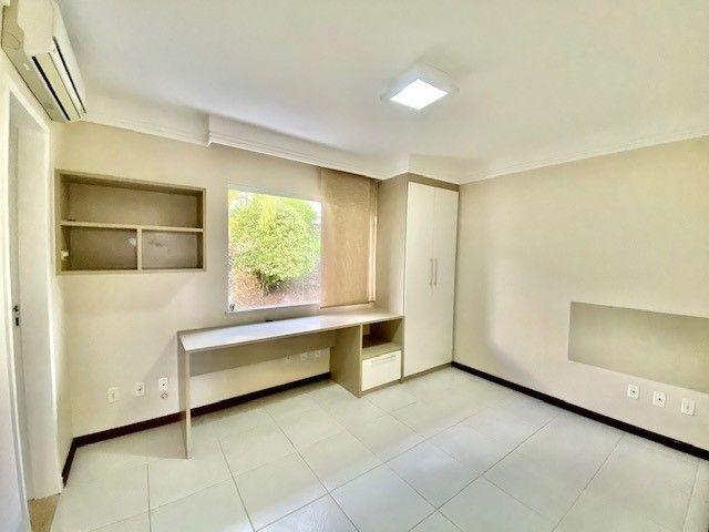 Casa moderna, clean, 4 quartos piscina privativa, condomínio fechado com portaria 24h - Foto 12