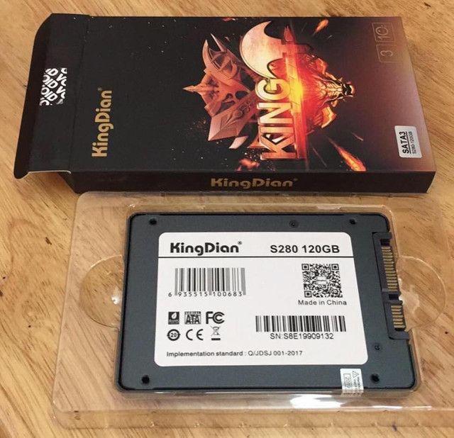 SSD 120GB  - Foto 4