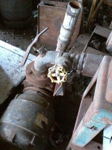 Conjunto de irrigação motor elétrico - Foto 2
