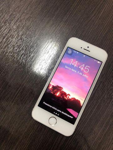iPhone 5s 32gb silver/prateado  - Foto 2