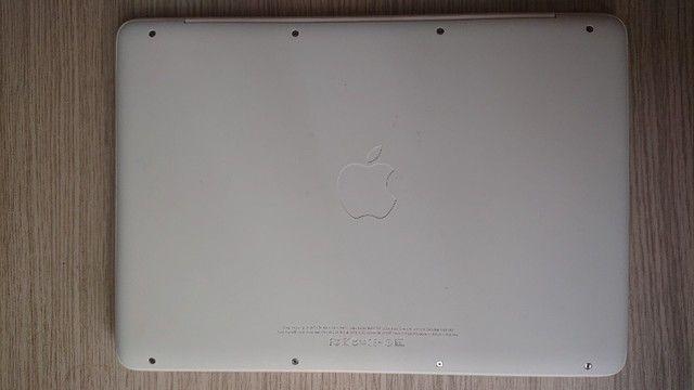 macbook white 2010 - 8GB - SSD 120GB - Carregador Original - Foto 4