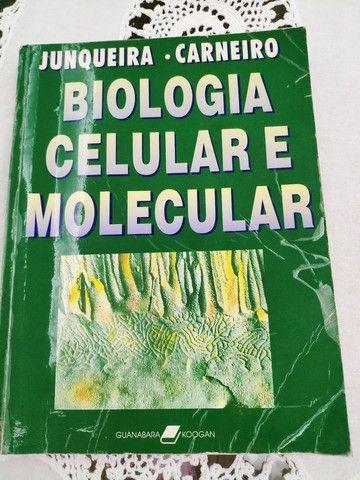 Livro Biologia Celular e Molecular - Junqueira e Carneiro