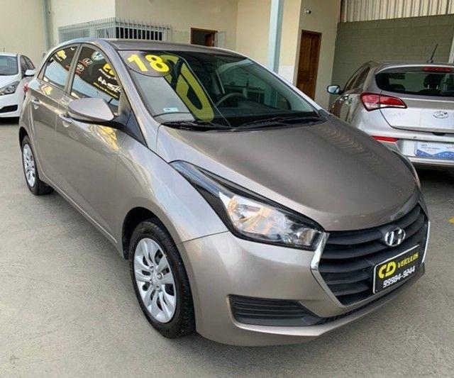 Hyundai HB20 1.6 Comfort Plus Automatico 18/18