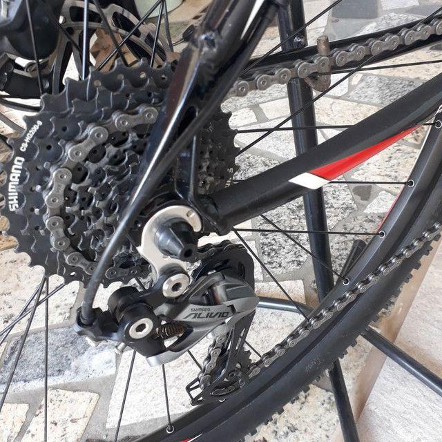 Bike aro 29 quadro 19 - Foto 4