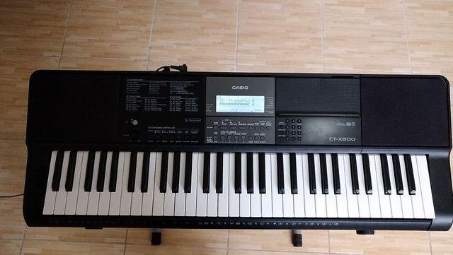 Teclado Casio Ct- x800