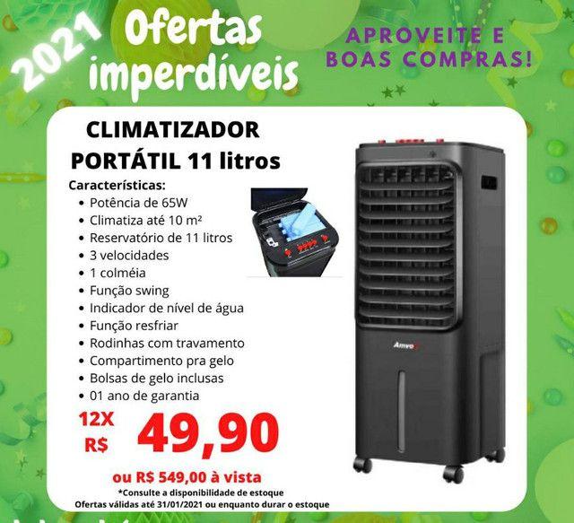 Climatizador 11 litros