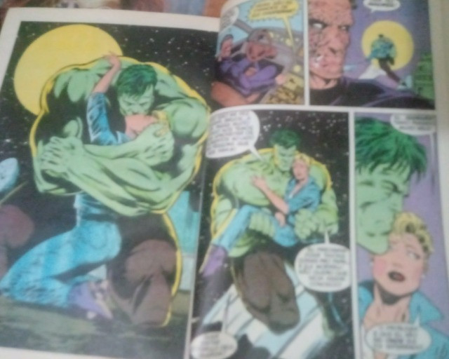 "Batman + HULK + Capitão America & ""Marvel EXcalibur"" - Foto 3"