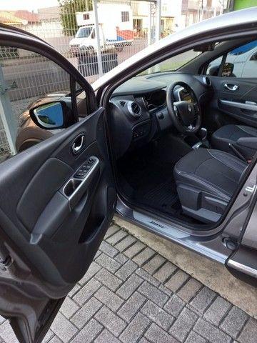 Renault Captur Bose 1.6 câmbio CVT,4.000km,placa B,garantia de fábrica até 2023,impecável! - Foto 9