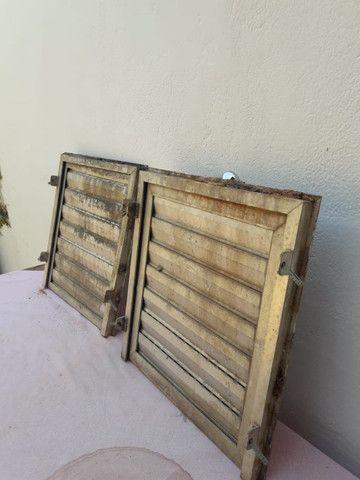 Portas de aluminio tam. 50 x 50 cada $ 120,00 zap. 98687.7951 - Foto 4