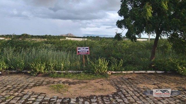 Terreno à venda, 300 m² por R$ 35.000,00 - Lot. Carmem Leda - Patos/PB