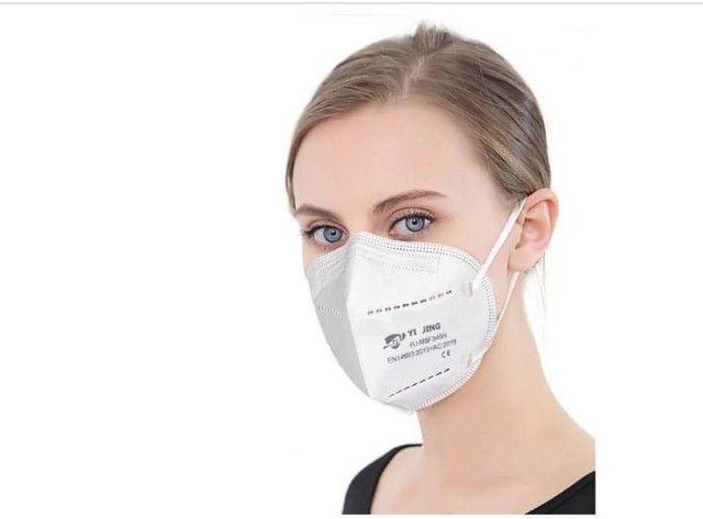 Máscara KN95 PFF2 Medical