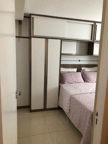 Apartamento todo mobiliado no Condomínio Soberano V Nascente (sombra) 2 Vagas Lazer Comp - Foto 2