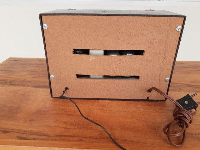 Rádio Philips antigo valvulado - Foto 4