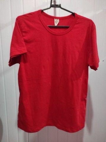 Camisas novas 18,00